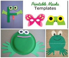 letter f crafts for preschool | 16 Fun Things To Make For Leap Year! - Tip Junkie