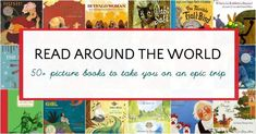 Travel Around the World with Picture Books