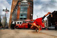 Turning Yoga Into Art - NYTimes.com