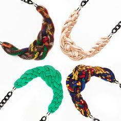 Fab.com | Fresh Fabric Jewelry