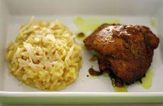 Roast Chicken with Turmeric (Frango Assado com Açafrão-da-terra)