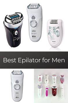 Getting rid of unwanted body hair can be one of the most frustrating tasks for men and women alike. While waxing is probably the most popular way to remove hair, it's also one of the most painful ways to get rid of unwanted hair. If you're looking for a more effective alternative, an epilator may be what you need. Best Electric Shaver, Electric Razor, Best Epilator, Thick Beard, Unwanted Hair, Brush Cleaner, Hair Removal, Alternative
