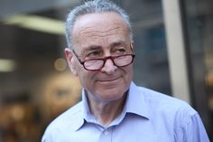 Why is Chuck Schumer reluctant to truly lead theSenate?