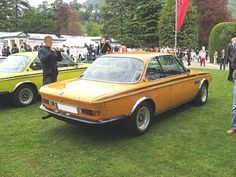 BMW 3.0 Coupe