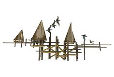 C. Jeré Seaside Wall Sculpture on OneKingsLane.com