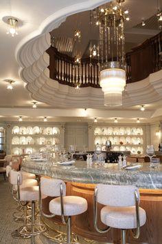 #Luxurydesign #interiordesign restaurant design, modern design, luxuryholidays…