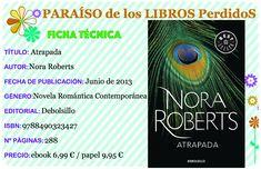 Atrapada (Sacred Sins 2) ~ Nora Roberts – PARAÍSO de los LIBROS PerdidoS