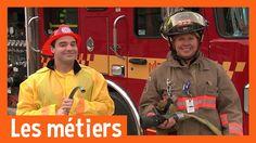 Les métiers - POMPIER Fire Department, Playlists, Preschool, Fall, Bricolage, Atelier