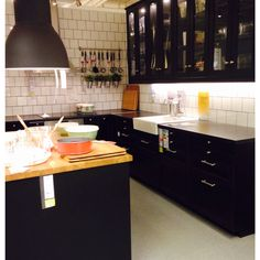 Laxarby - snyggt IKEA!