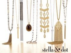 Spring into summer with some new bling!   www.stelladot.com/sites/juliejones