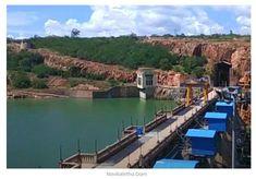 Navilatirtha Dam, Malaprabha river