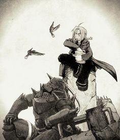 "Elric Brothers ""1915"""