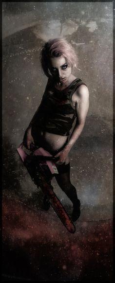Vampire: The Masquerade - Malkavian by Z-GrimV