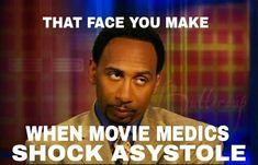 Shock Asystole