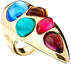 Jewelled Nail Ring