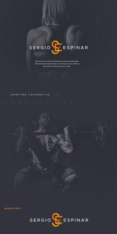 Este proyecto es un diseño de Identidad Corporativa para Sergio Espinar, nutricionista deportivo especializado en nutrición para la mujer, pérdida de grasa corporal y nutrición en fuerza y Crossfit.   Cambio, dobles niveles de comunicación en los mensajes y grafismos; integración, fuerza y energía en el logotipo; tipografía geométrica y espaciada; fotografía elegante y centrada en el esfuerzo diario; y la individualidad, tanto de hombre como de mujer.  #branding #manualdemarca…