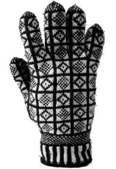 1000+ images about Knitting: Sanquhar on Pinterest Gloves, Knitting pattern...