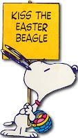 Snoopy the Easter beagle. Charlie Brown Easter, Charlie Brown And Snoopy, Snoopy Love, Snoopy And Woodstock, Peanuts Cartoon, Peanuts Snoopy, Easter Cartoons, Hello Kitty Imagenes, Snoopy Pictures