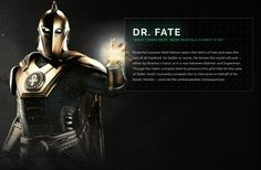 Doctor Fate Injustice 2 Character Portrait   injustice.com