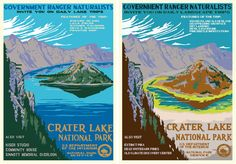 Artist Hannah Rothstein created a series of images in the style of vintage posters for US National Parks that imagines what they will look like if we don't act against climate change. Amazing Paintings, Travel Posters, Artist, Wpa Posters, Image, Climate Change Art, Iconic Poster, National Park Posters