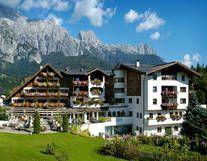"4 Sterne Superior: Wellnesshotel ""Der Krallerhof"" - www.krallerhof.com/de/"