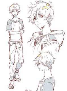 """""""these are the crumbs we got for the umibe no etranger movie so far 🥺 the sketches are literally *chef's kiss* perfect"""" Character Sketches, Character Design References, Character Art, Manga Drawing, Manga Art, Anime Art, Estilo Anime, Wow Art, Drawing Reference Poses"""