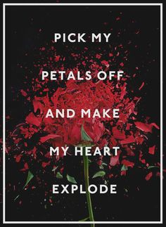 I'm your carnal flower // I'm your bloody rose - PLANET FROOT | Sup3rb