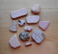 Sea pottery materiali un mix dirosa per di lepropostedimari