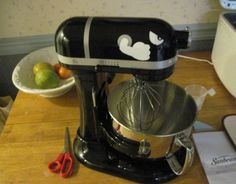 Bullet Bill Kitchenaid