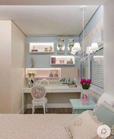 Candy colors no quarto da princesa. Amei! Projeto Daiana Parrela Via @maisdecor_ www.homeidea.com.br Face: /homeidea Pinterest: Home Idea #homeidea #arquitetura #ambiente #archdecor #archdesign #projeto #candycolors #home #homedecor #pontodecor #homedesign #photooftheday #interiordesign #interiores #picoftheday #decoration #revestimento #decoracao #architecture #archdaily #quartomenina #project #quartogarota #home #casa #grupodecordigital