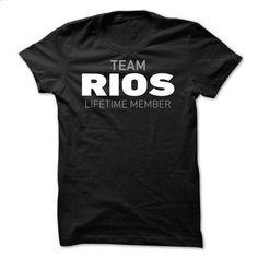 Team Rios - #handmade gift #shirt design. ORDER HERE => https://www.sunfrog.com/Names/Team-Rios-npjfp.html?id=60505