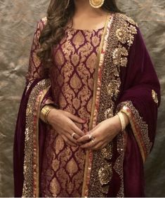 Source by hridoyashiqui dress Pakistani Fashion Party Wear, Pakistani Wedding Outfits, Indian Bridal Outfits, Indian Fashion Dresses, Pakistani Bridal Dresses, Indian Designer Outfits, Simple Pakistani Dresses, Pakistani Dress Design, Velvet Pakistani Dress