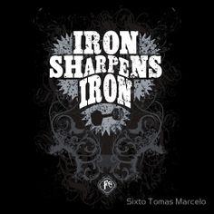 Sharpened Iron
