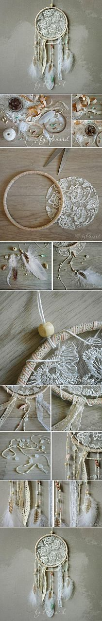 DIY Simple Dreamcatcher DIY Projects | UsefulDIY.com
