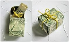 Ideas for Giving Money as Gifts