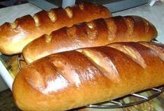 Хлеб в магазине не покупаю — домашние батоны получаются шикарными!