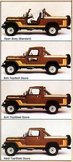 Jeep Scrambler!