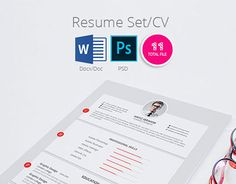 "Check out new work on my @Behance portfolio: ""Resume/Cv"" http://on.be.net/1f51HHB"
