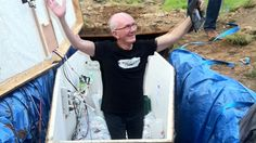Halifax's John Edwards is freed from coffin after three days -RocketNews