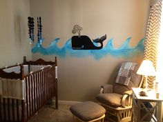 Whale Baby Nursery