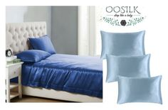 """""""oosilk-bedding"""" by lindsay75 ❤ liked on Polyvore featuring beauty"""