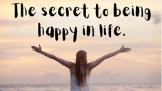 THE SECRET TO BEING HAPPY IN LIFE. Thank You For Birthday Wishes, Happy Birthday Brother, Birthday Cards For Friends, Thank You Images, Thank You Quotes, Joy Of Life, The Life, Time Heals Everything, Best Wishes Messages