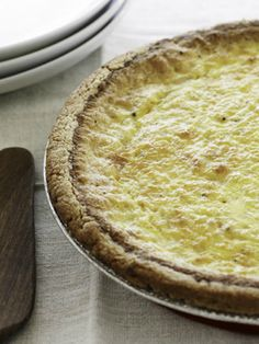 Passover Cheese Quiche
