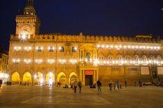 Notturni a Bologna Bologna, San Francisco Ferry, Building, Travel, Viajes, Buildings, Traveling, Trips, Tourism