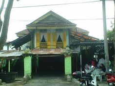 Another old Malay house in Kg Baru | Kuala Lumpur