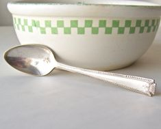Vintage Baby Spoon Child's Eating Utensil Baby Spoon Silver Plate Victory Plate USA Child's Eating Utensil Vintage Vintage Office, Vintage Kitchen, Silver Spoons, Silver Plate, Kitchen Dishes, Kitchen Stuff, Vintage Ashtray, Copper Art, Victorian Design