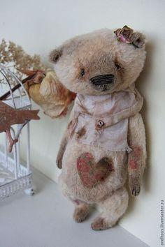 adorable bear-vintage