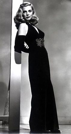 The Black Evening Gown-A Timeless Classic