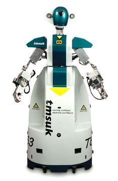 Artemis - the robot guard #science #technology #robot