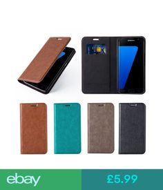 hot sale online 1a84b 37c55 Cases, Covers & Skins Ocase Galaxy S7 Edge Case Leather Wallet Flip ...